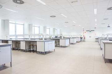 lab study space