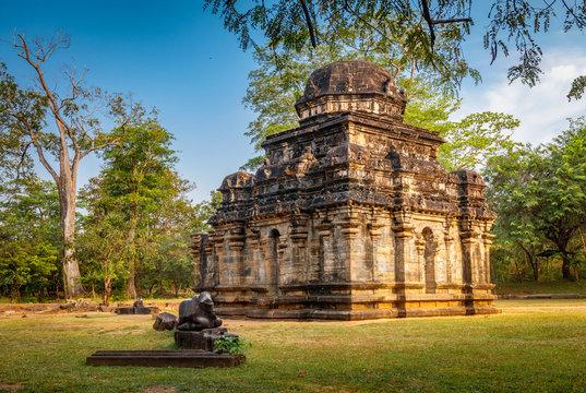 Shiva Devale, Unesco ancient city of Polonnaruwa, Sri Lanka