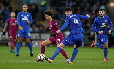 FA Cup Fourth Round - Cardiff City vs Manchester City