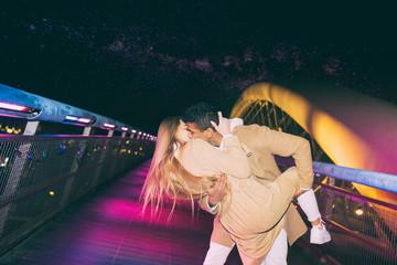 Fototapeta Magiczny pocałunek obraz