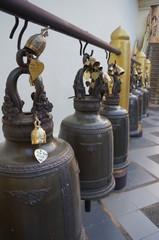 Gebetsanliegen an Glocken in Thailand