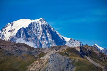 Mont Blanc col du St Bernard