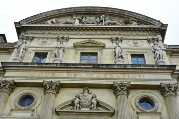 Cour de cassation de Paris