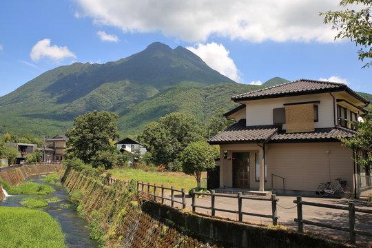 일본 유후인 풍경