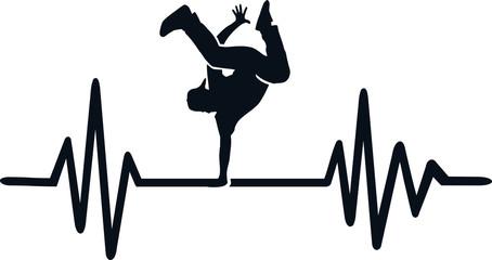 Breakdance @ Grupa Zielona, Czerwona, Niebieska