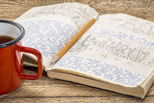 travel expedition journal