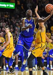 NCAA Basketball: Tulsa at Wichita State