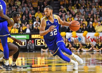 NCAA Basketball: Tulsa at Wichita State