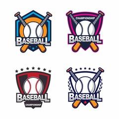 Baseball Logo, American Logo Sports