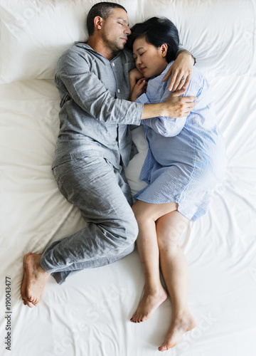 dating sleeping together