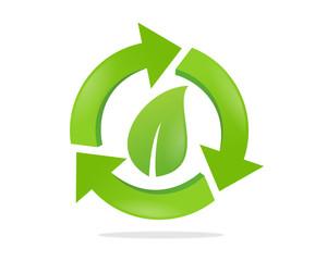 eco recycle arrow