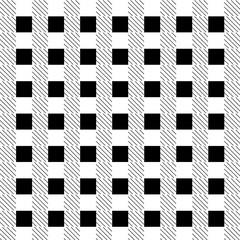 Black patterns tablecloths stylish a illustration design. Geometrical traditional ornament  backgrounds. Vector illustration.