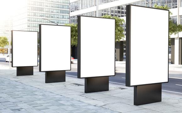 four billboard
