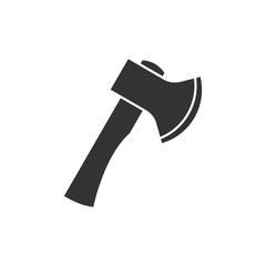 Axe black icon