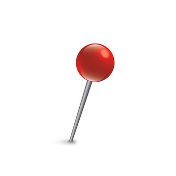 red sphere pin 2