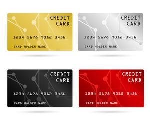member card, business VIP card, design for privilege member,modern credit card, vector