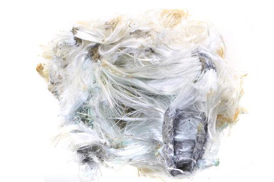 unknown asbestos mineral