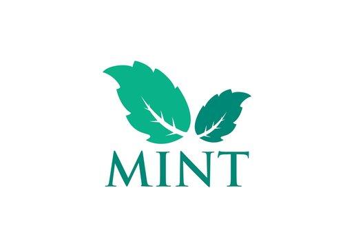 Leaf Mint Logo