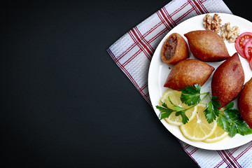 Kibbeh is a popular dish in Middle Eastern cuisine.