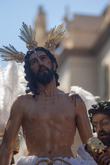 Semana santa de Sevilla, Hermandad de Jesús despojado de sus vestiduras
