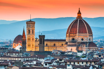 Fotomurales - Florence, Tuscany, Italy