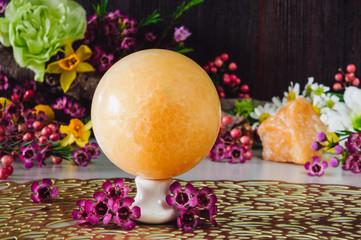 Yellow Aventurine Sphere