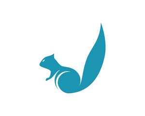 Squirrel vector icon