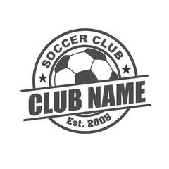 Logo Club Name Template