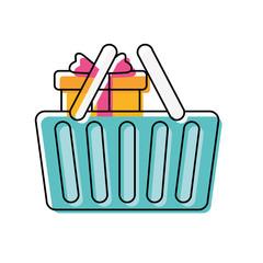 shopping basket design