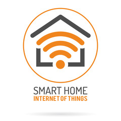 Smart Home and Internet of Things Logo