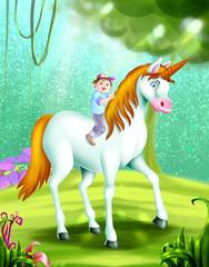 In de dag Pony alphabet