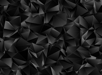 Abstract background Polygonal texture