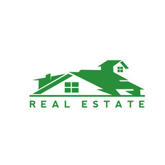 Green House abstract real estate