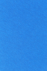 Blue fabric texture of surface textiles background.