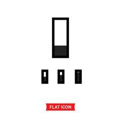 Storage vector icon