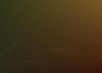 Gradient background Design element Wave many parallel lines08