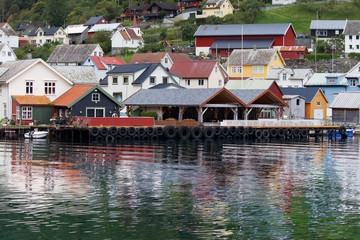 Dock of Undredal