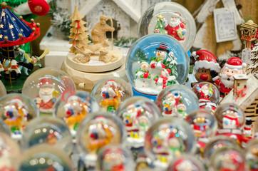 Snow-ball Toy Glass Ball
