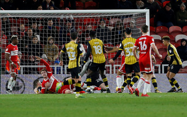 Championship - Middlesbrough vs Sheffield Wednesday