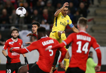 Coupe de la Ligue - Stade Rennes vs Paris St Germain