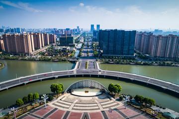 Beautiful city in China