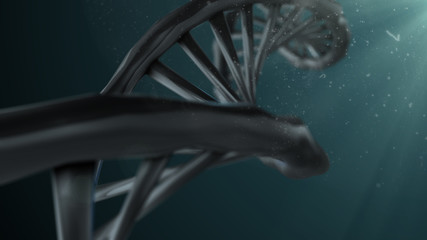 Genetic disorder DNA double helix molecule biotechnology clone