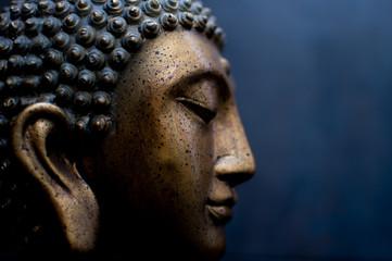 Foto op Canvas Boeddha FIGURA DE BUDA DECORACION