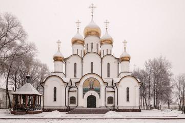 Woman's Monastery - Pereslavl-Zalesskiy, Russia