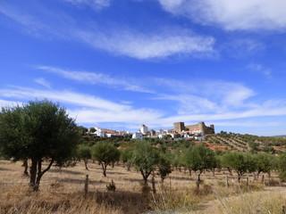 Castillo de Terena (Sao Pedro) villa portuguesa del concelho de Alandroal