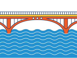 Bridge flat design
