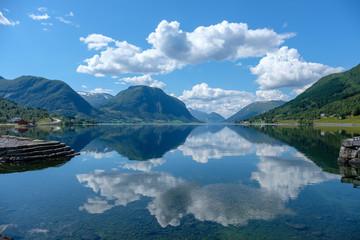 Rural landscape, Norway