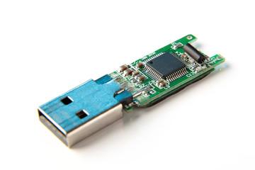 Speichermedium USB Stick ohne Hülle