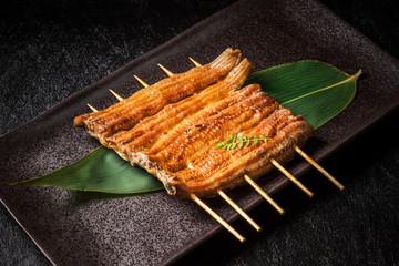 天然うなぎのかばやき Luxury of Japan production eel