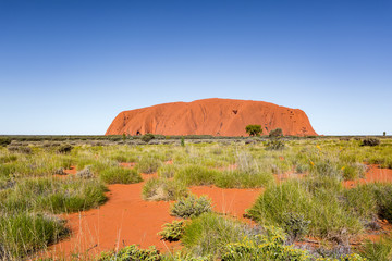 Uluru, Red Center, Northern Territory, Australia